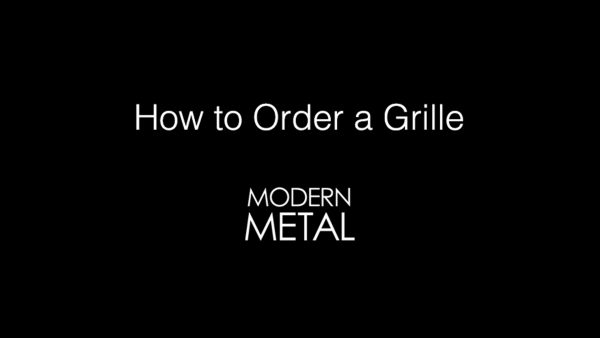 How to Order a Grille video thumbnail